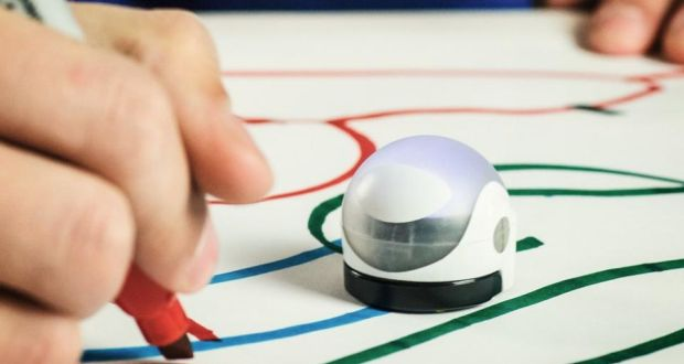 Ozobots at the West End Library