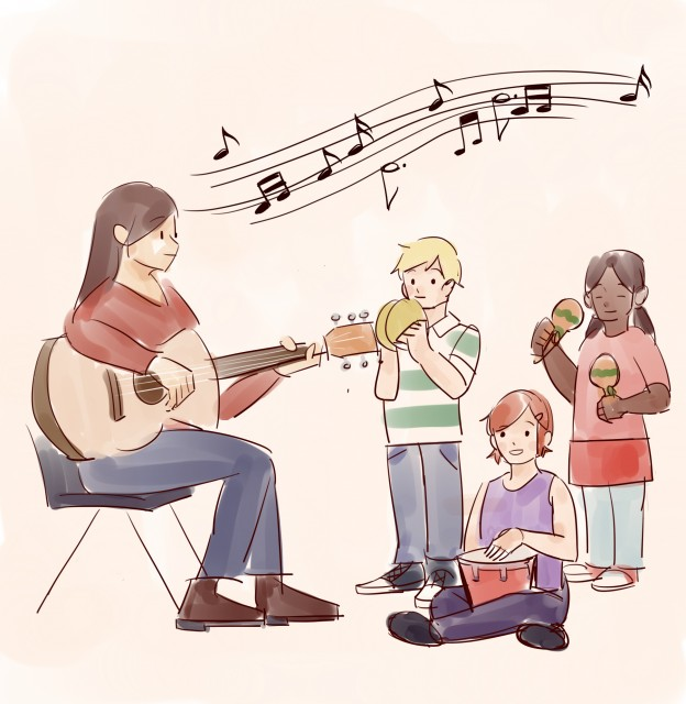 Musical Melodies Play Group (Ages 0-5)