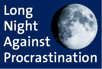 The Long Night Against Procrastination: Finals Edition
