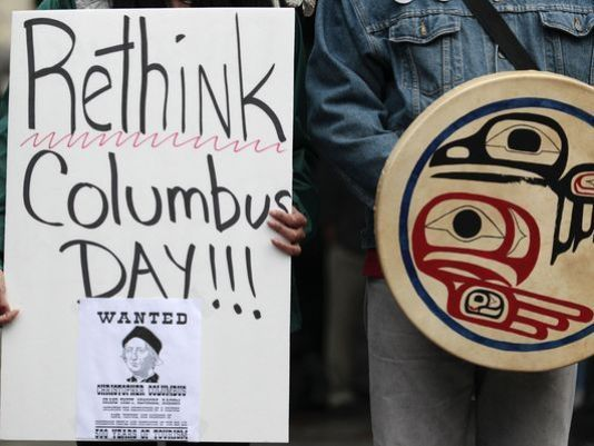 Columbus/Indigenous People's Day
