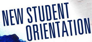 Natural Sciences Orientation-First Time Freshmen