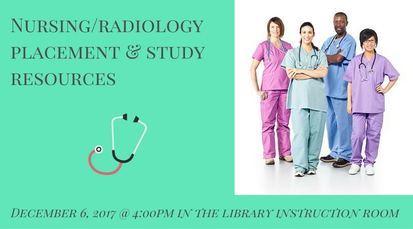 Nursing and Radiology Placement & Study Resources