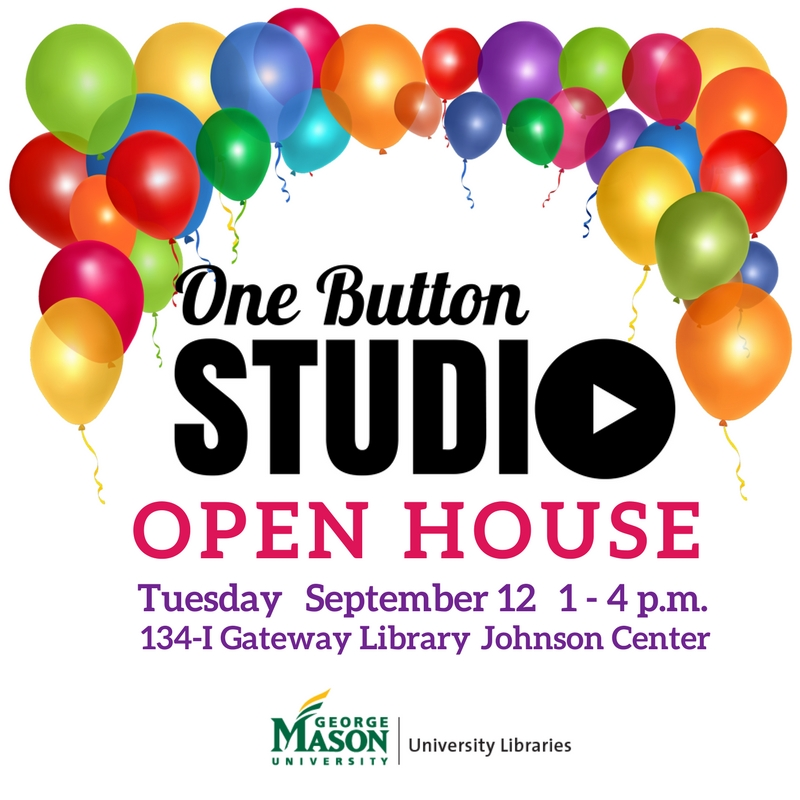 One Button Studio Open House