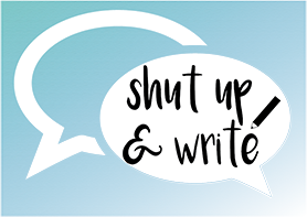 Shut Up & Write Session - All campuses