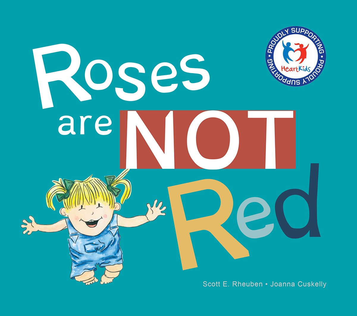 Roses are NOT Red Book Launch