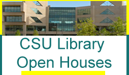 Library Open House for Science & Health Science Majors & Graduate  Students, & Pharmacy Students