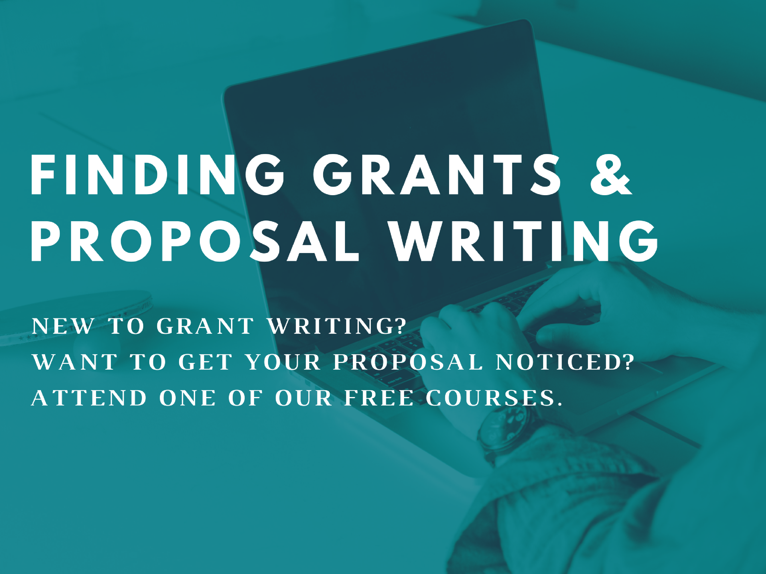 Introduction to Proposal Writing-marion