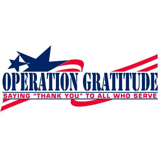Operation Gratitude - Old Fort