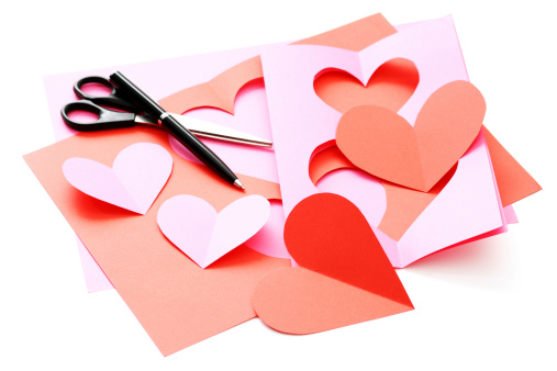 Adult Crafter Evening - Make a Valentine