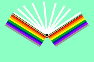LGBTQIA+ Teens At The Library