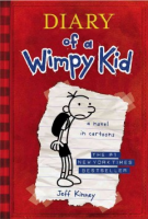 "Tween Book Club: ""Diary of a Wimpy Kid"""