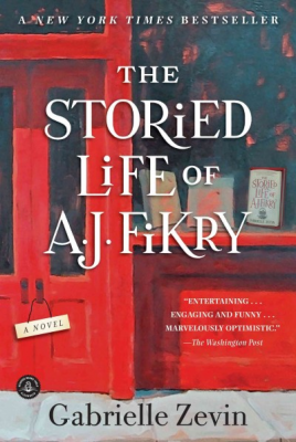 "Aurora Hills Readers Book Club - ""The Storied Life of A.J. Fikry"""