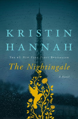 "Blue & Yellow Lines Book Club: ""The Nightingale"""