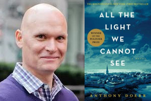"Arlington Reads 2016: Pulitzer Prize Winner Anthony Doerr on ""All the Light We Cannot See"""