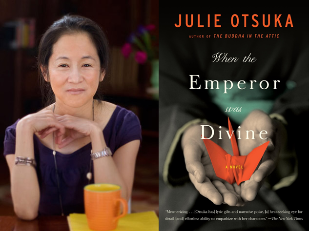 "Arlington Reads 2016: Julie Otsuka on ""When the Emperor Was Divine"""