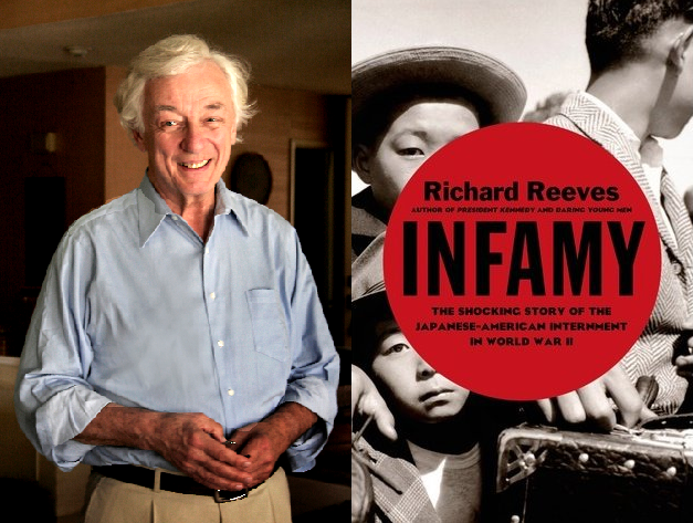 "Arlington Reads 2016: Richard Reeves on ""Infamy: The Shocking Story of the Japanese American Internment in World War II"""
