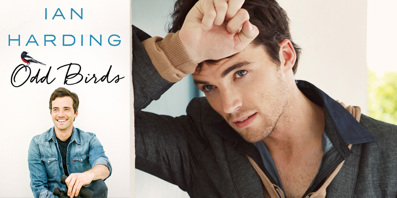 Ian Harding at Kenmore Middle School