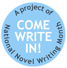 Come Write In: NaNoWriMo at your Library