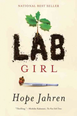 "Blue & Yellow Lines Book Club: ""Lab Girl"""