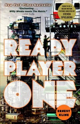 "Blue and Yellow Lines Book Club: ""Ready Player One"""