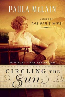 "Blue and Yellow Lines Book Club: ""Circling the Sun"""