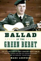 """Ballad of the Green Beret"" by Marc Leepson"