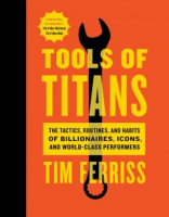 "Business Book Club: ""Tools for Titans"""
