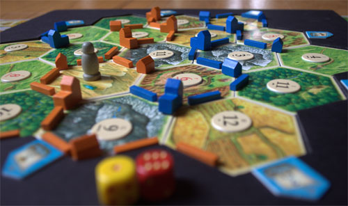 Strategy Gaming for Adults
