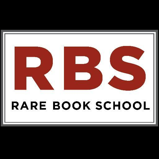Rare Book School Lecture - When is a Book More Than a Book?