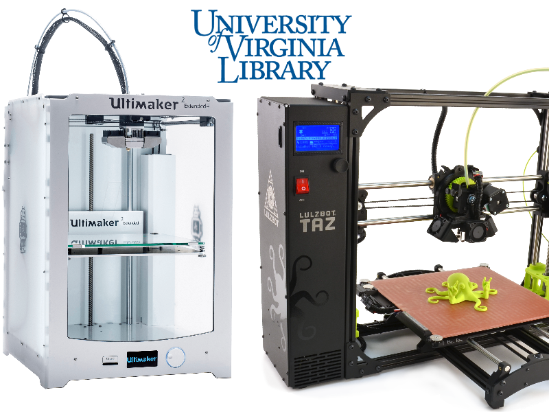 Advanced 3D Printing Studio Training for Ultimaker and Taz