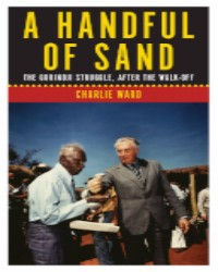 Book Launch: A Handful of Sand by Charlie Ward