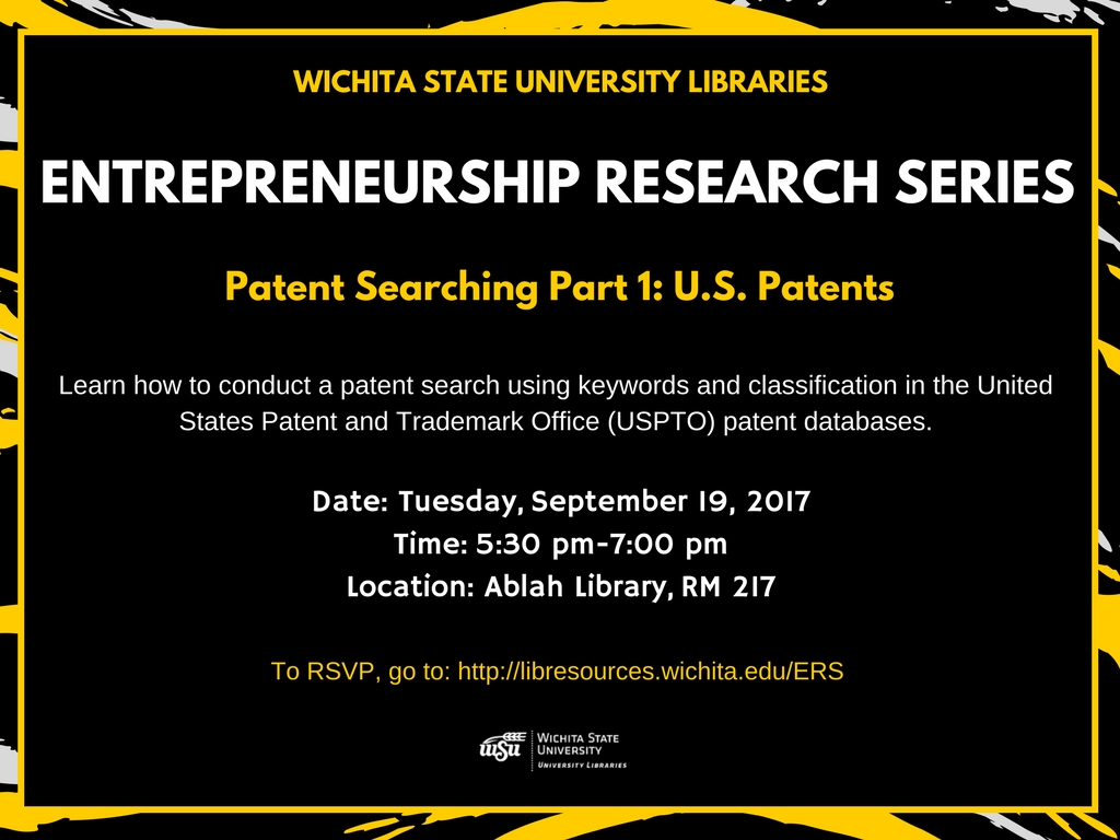 Patent Searching Part 1: U.S. Patents