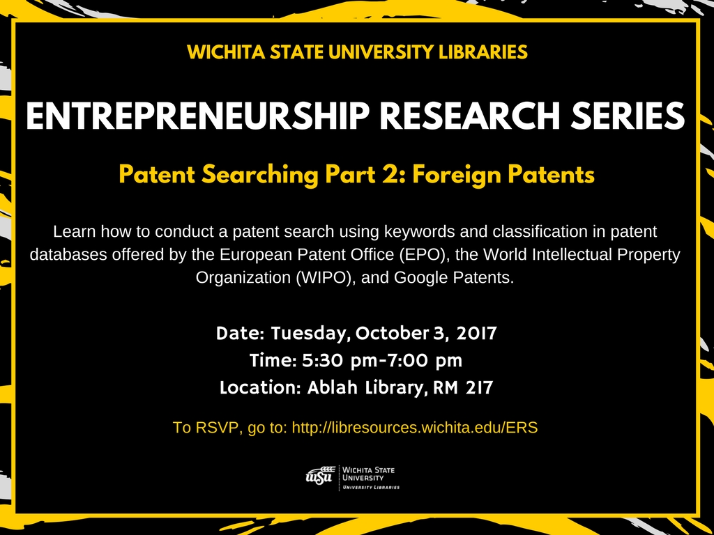 Patent Searching Part 2: Foreign Patents