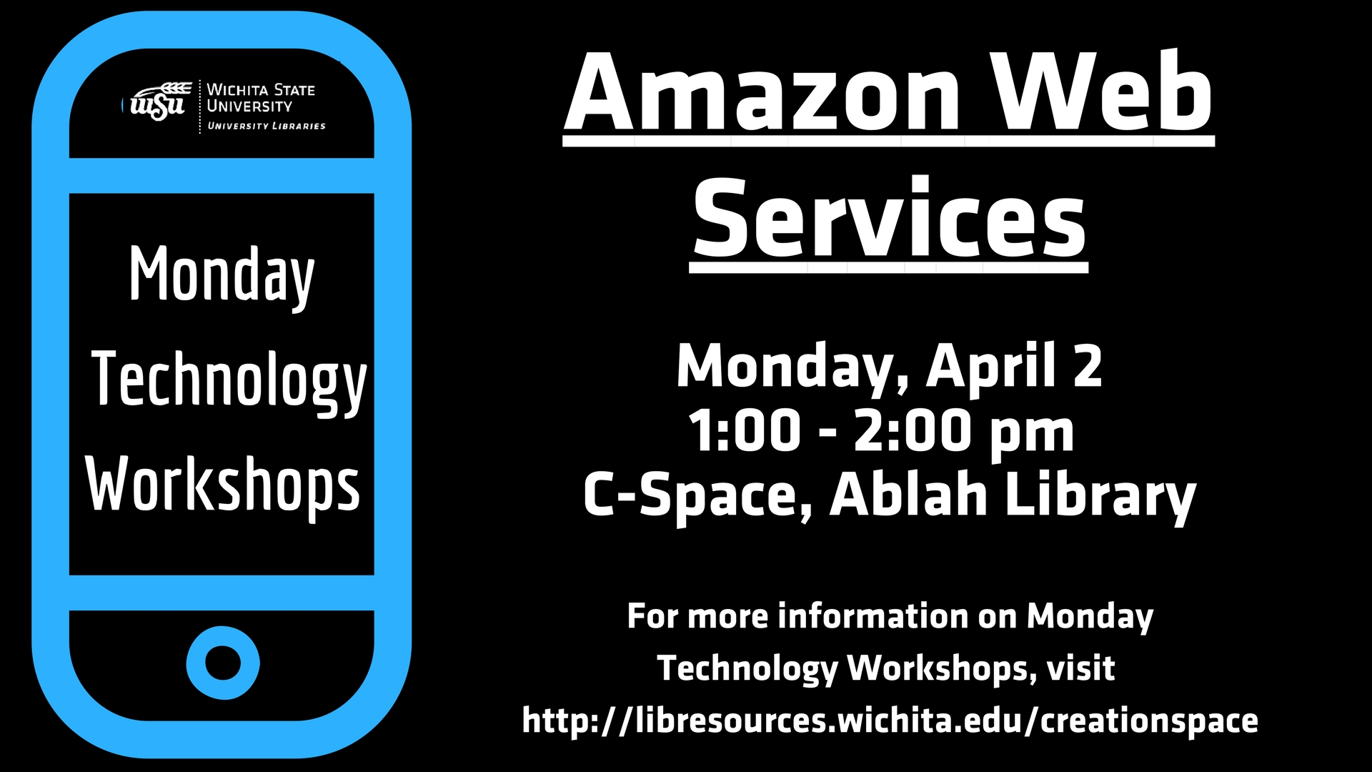 Monday Technology Workshop - Amazon Web Services