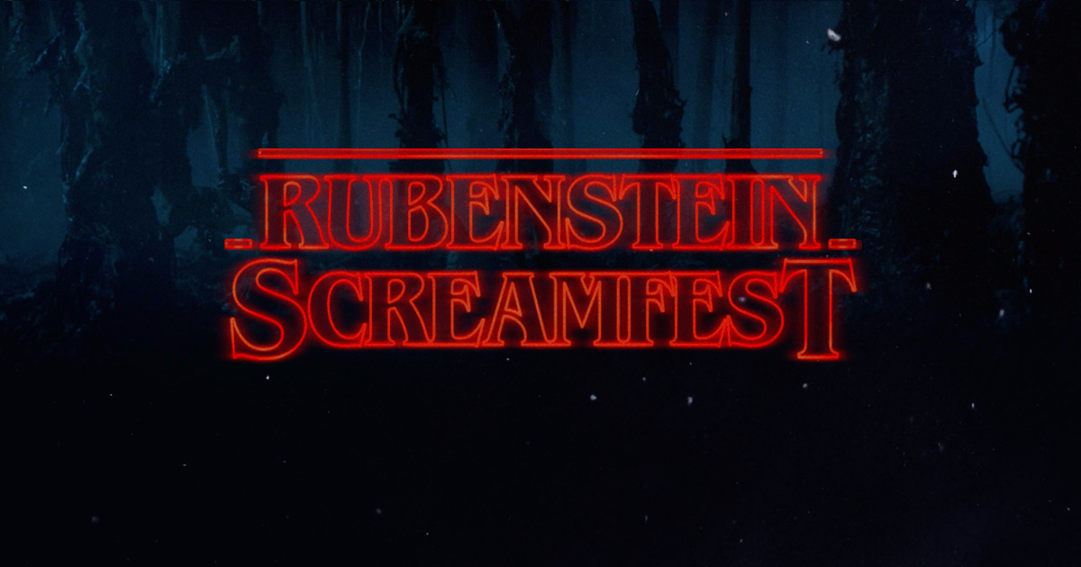 Screamfest IV: Stranger Things at the Rubenstein Library