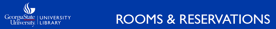 Georgia State University Library Rooms & Reservations