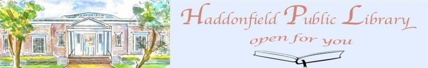 Haddonfield Public Library Upcoming Events and Room Booking