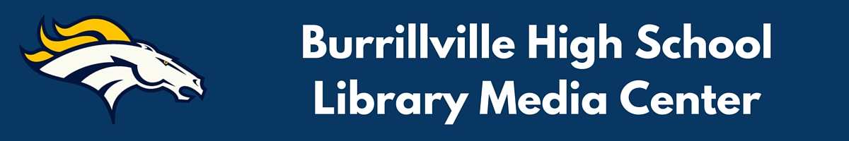 Burrillville High School Library Media Center LibCal