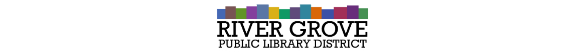 River Grove Public Library District LibCal