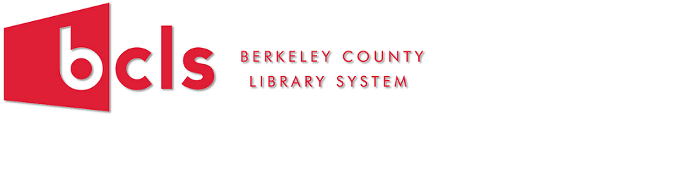 Berkeley County Library System BCLS - Library Events