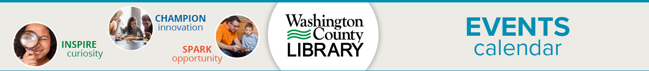 Washington County Library (MN) Library Events