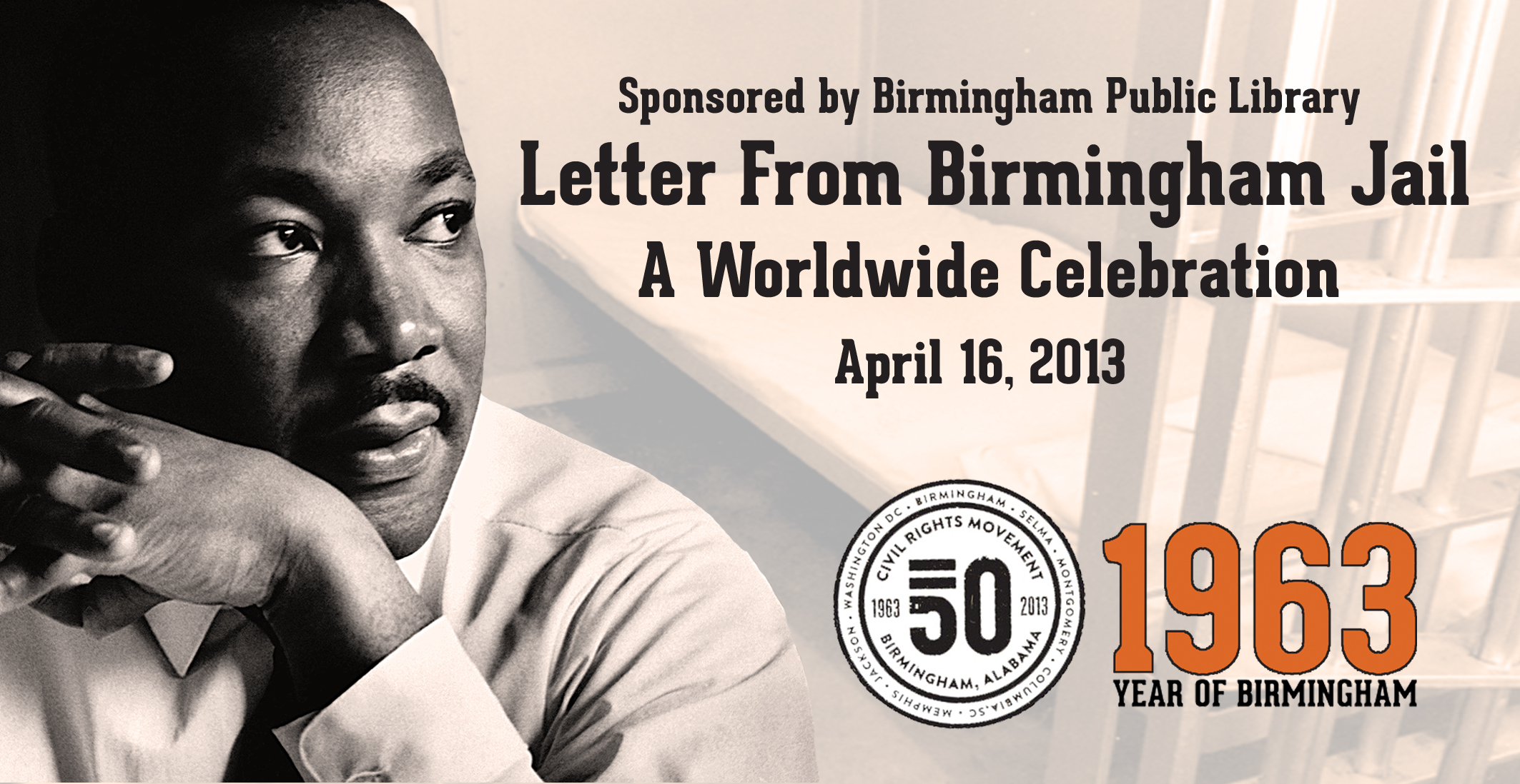 Letter from Birmingham Jail Public Reading