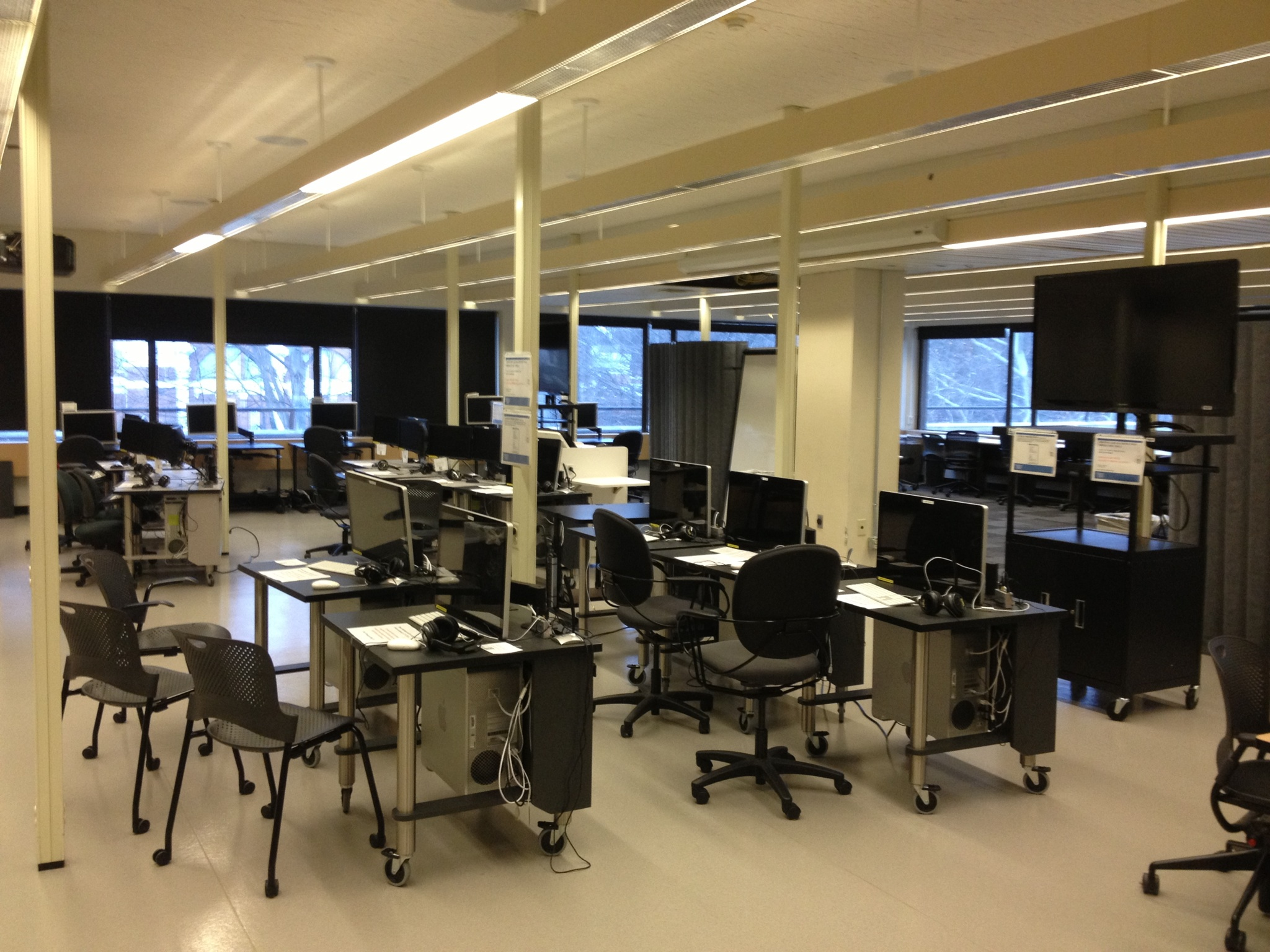 RMC G-Lab