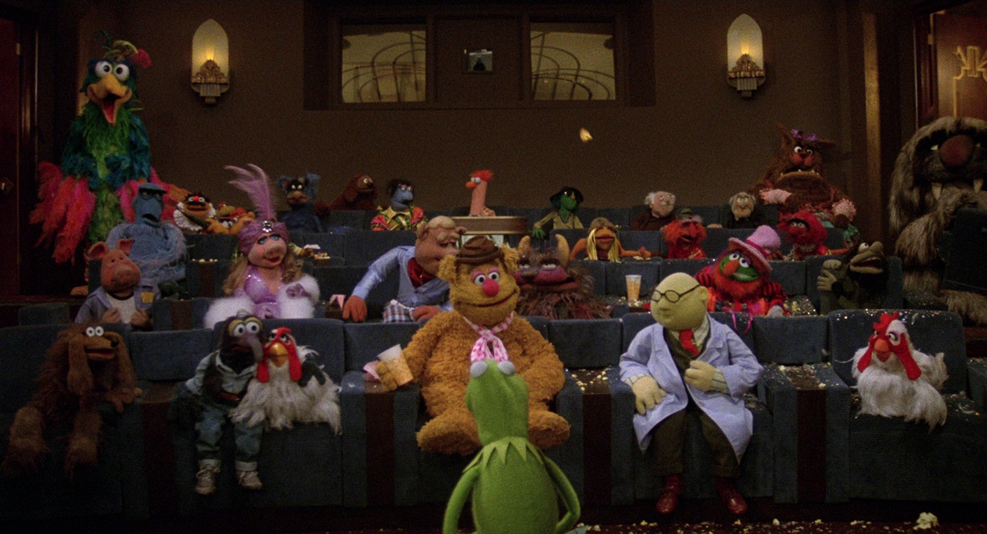 Scene from the Muppet Movie