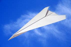 Art Cart: Paper Airplanes