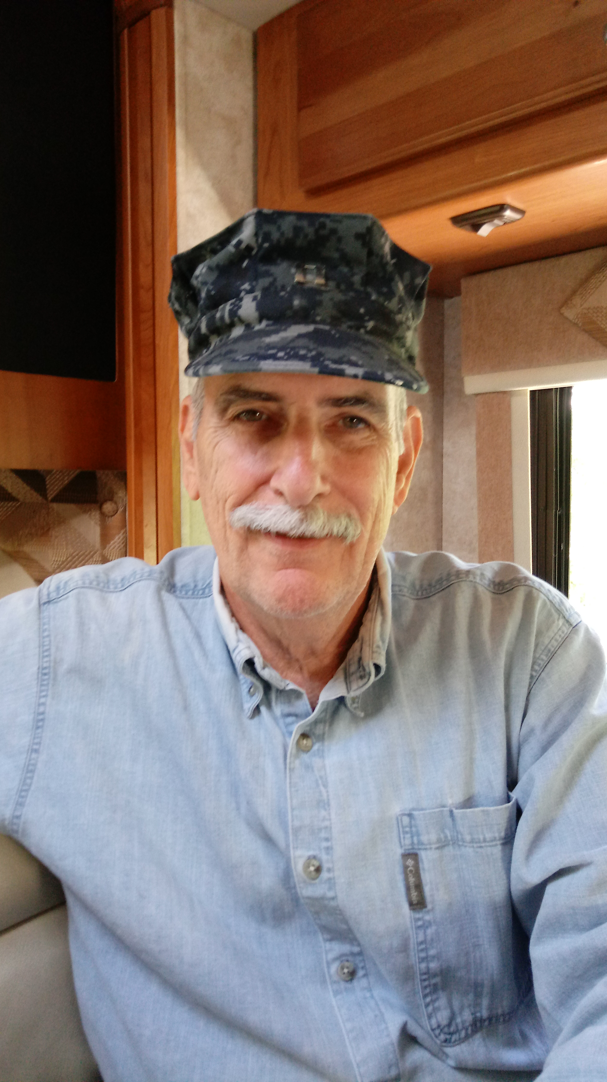 Meet the Author - LT William Craig Elliott, USN (Ret.)