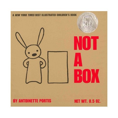 """Not a Box"" Story Walk"