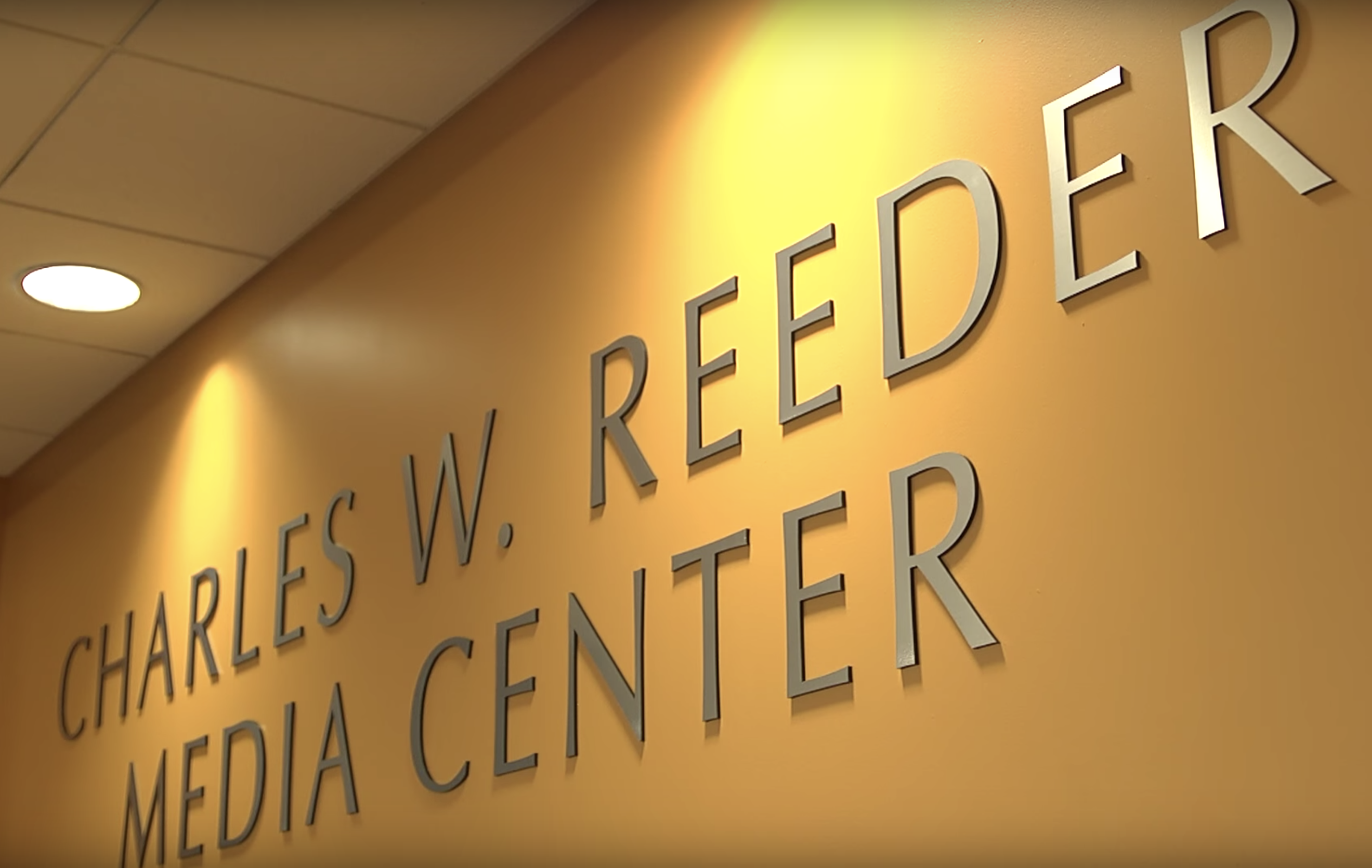 Charles W. Reeder Media Center | OPEN HOUSE!