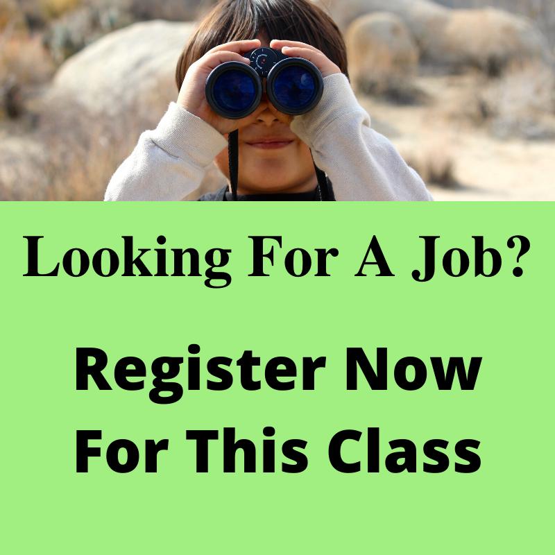 POSTPONED: Job Search Tips & Resume Writing Class
