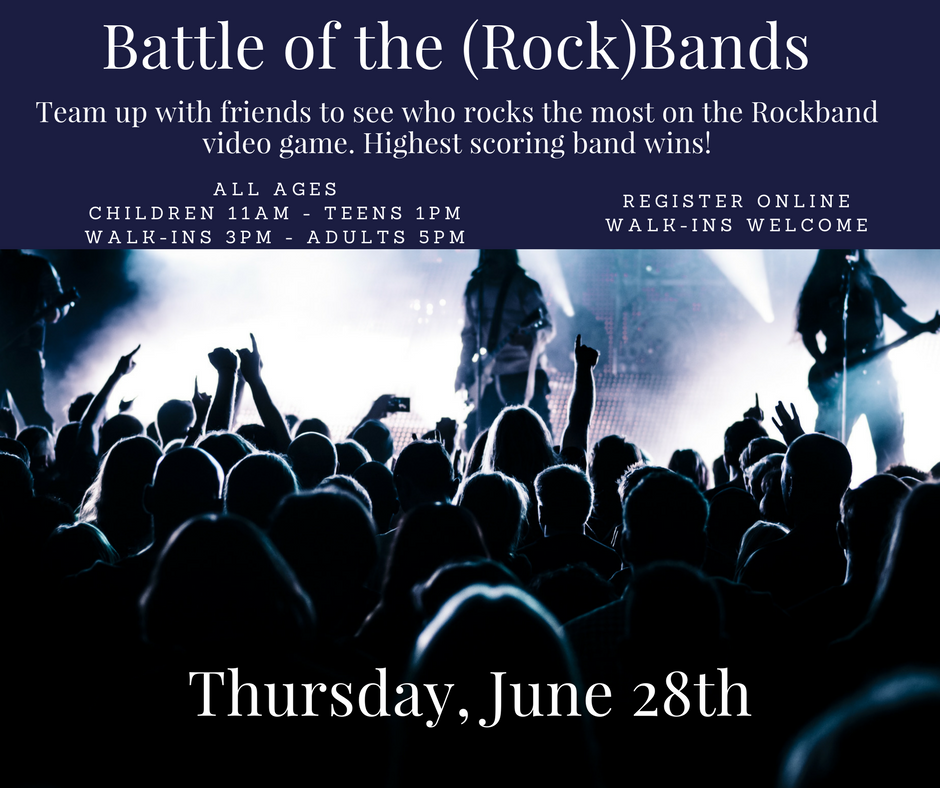Battle of the (Rock)Bands